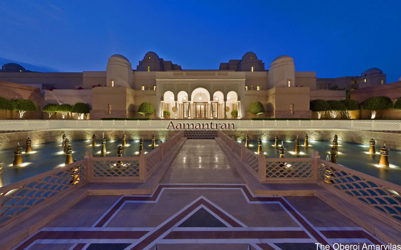 Hotel Amarvilas Agra India
