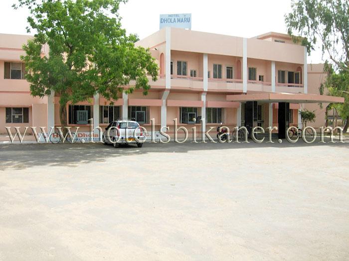 Rtdc Hotel Dhola Maru Bikaner India