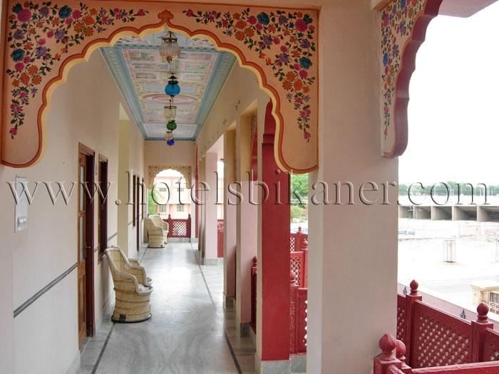 Hotel Harasar Haveli Bikaner India