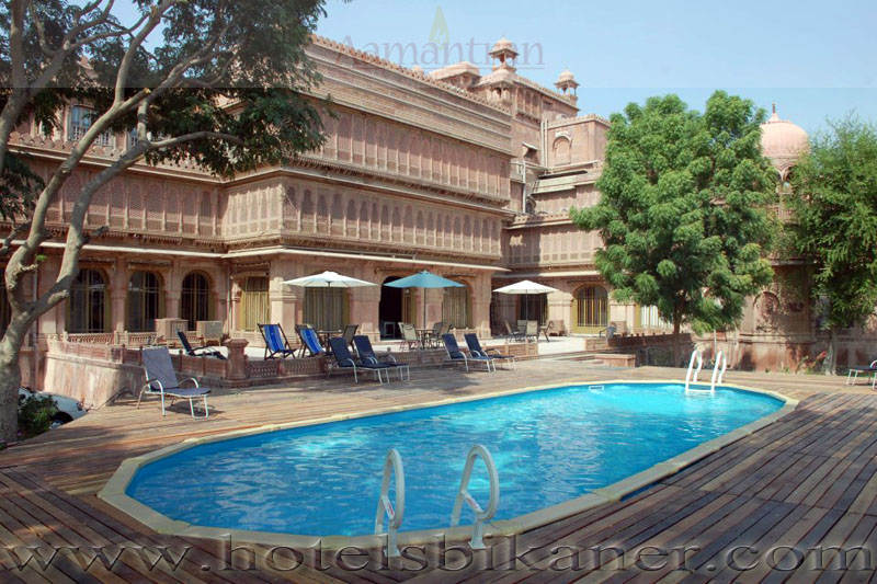Hotel Laxmi Niwas Palace Bikaner India