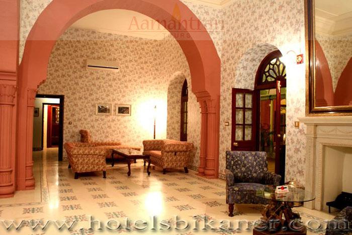 Hotel Maharaja Ganga Mahal Bikaner India