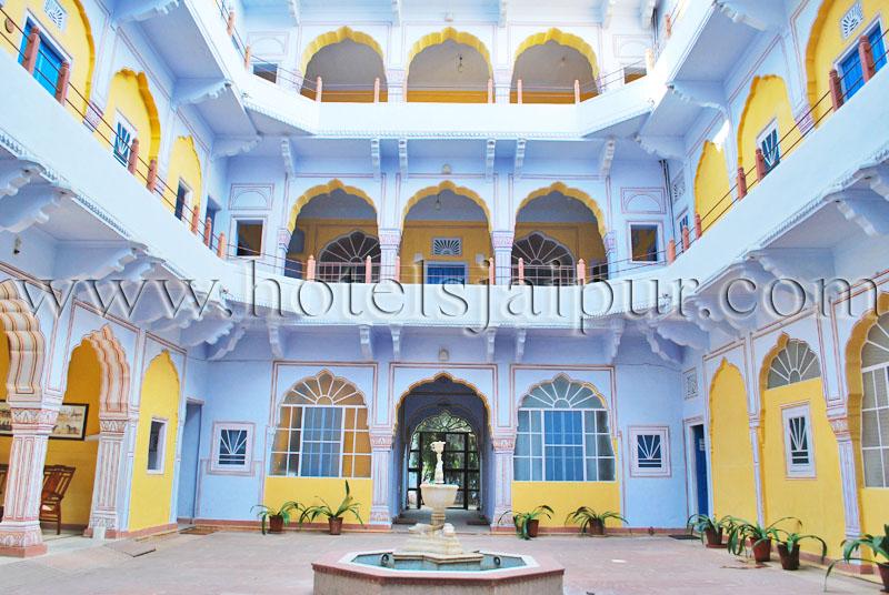 Hotel Diggi Palace Jaipur India