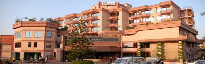 Hotel Jaipur Palace Jaipur India