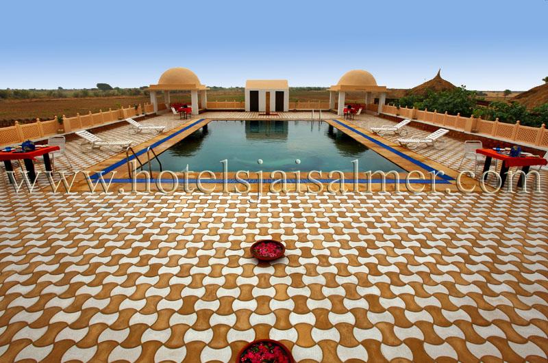 Mirvana Nature Resort Jaisalmer India