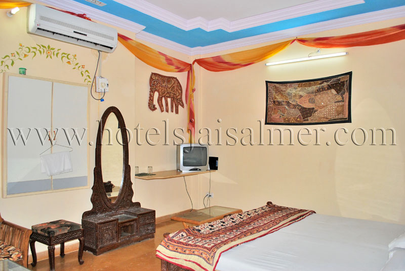 Hotel Pithla Haveli Jaisalmer India