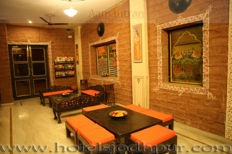 Hotel Megh Niwas Jodhpur India Jodhpur Hotels
