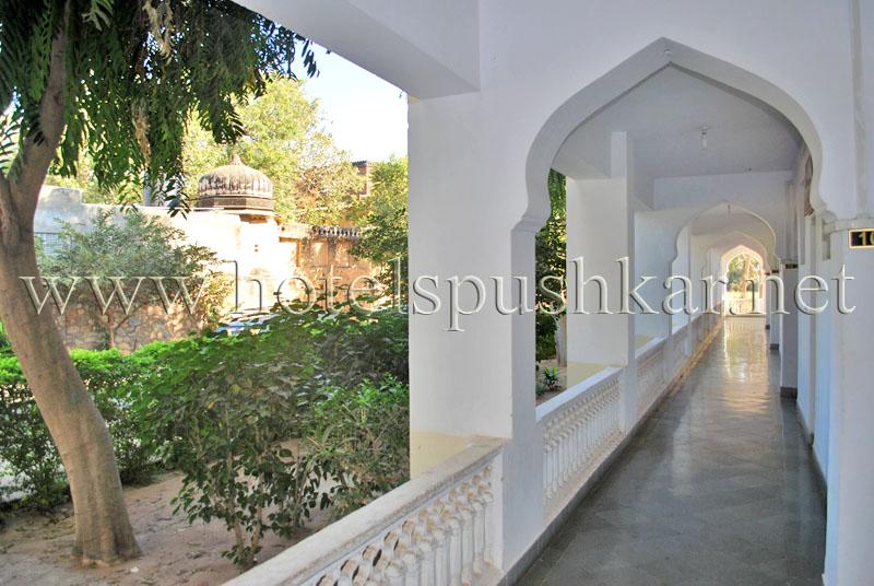 Rtdc Hotel Sarovar Pushkar
