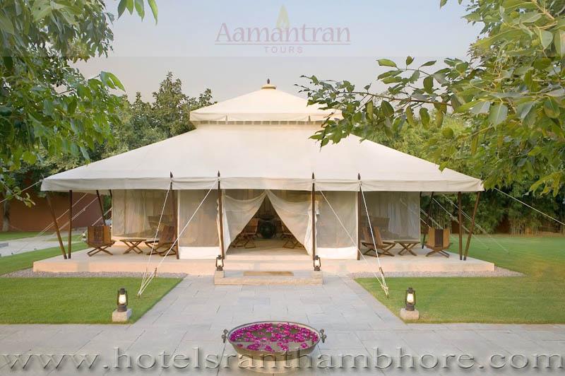 Hotel Aman I Khas Ranthambhore India Ranthambhore Hotels