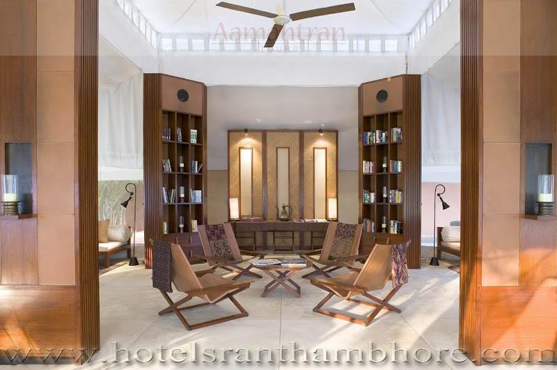 Hotel Aman-i-khas Ranthambhore India