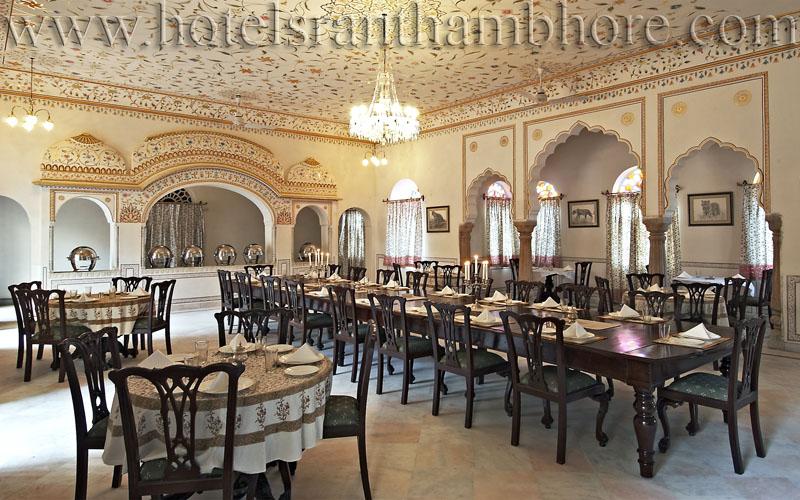 Hotel Nahargarh Ranthambhore India