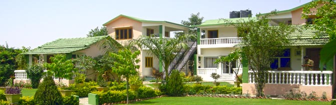 Hotel Vatika Resort Ranthambhore India
