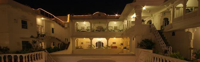 Udaipur Palace Hotels Hotel Jagat Niwas Palace