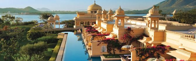 Udaipur Palace Hotels Hotel Udaivilas Udaipur India